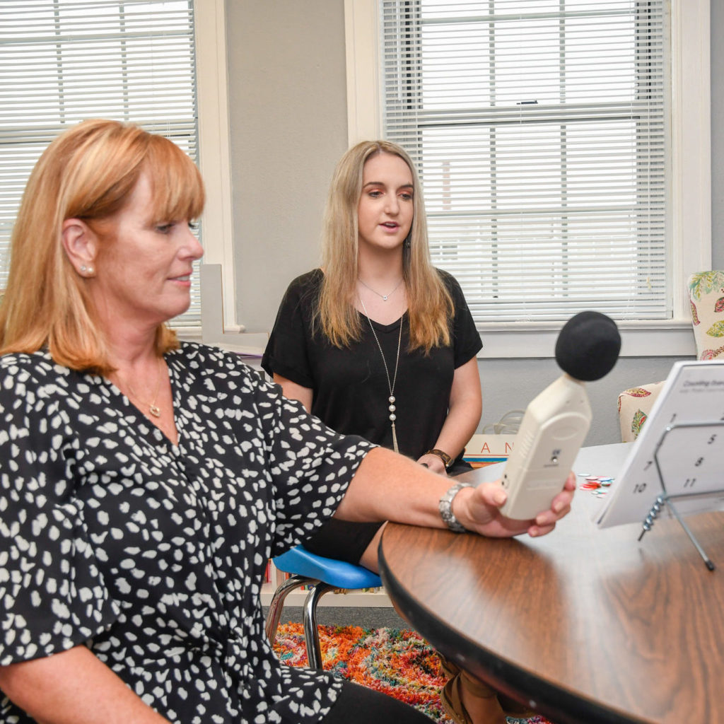 The Louisiana Tech Speech and Hearing Center provides direct supervision of clinical practicum to individuals entering the discipline of human communication sciences and disorders.